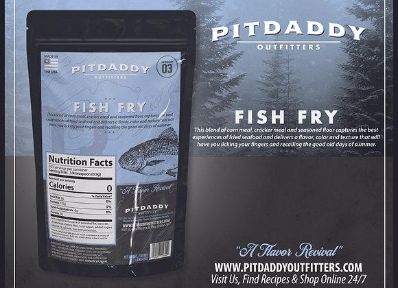 Fish Fry - 2lbs