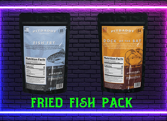 Fried Fish Pack