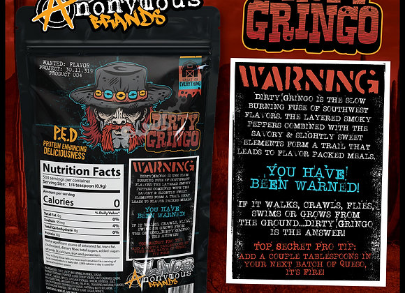 Seasoning - Dirty Gringo