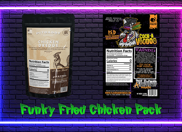 Funky Fried Chicken Pack