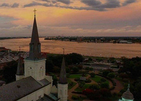 New Orleans, my jilted lover