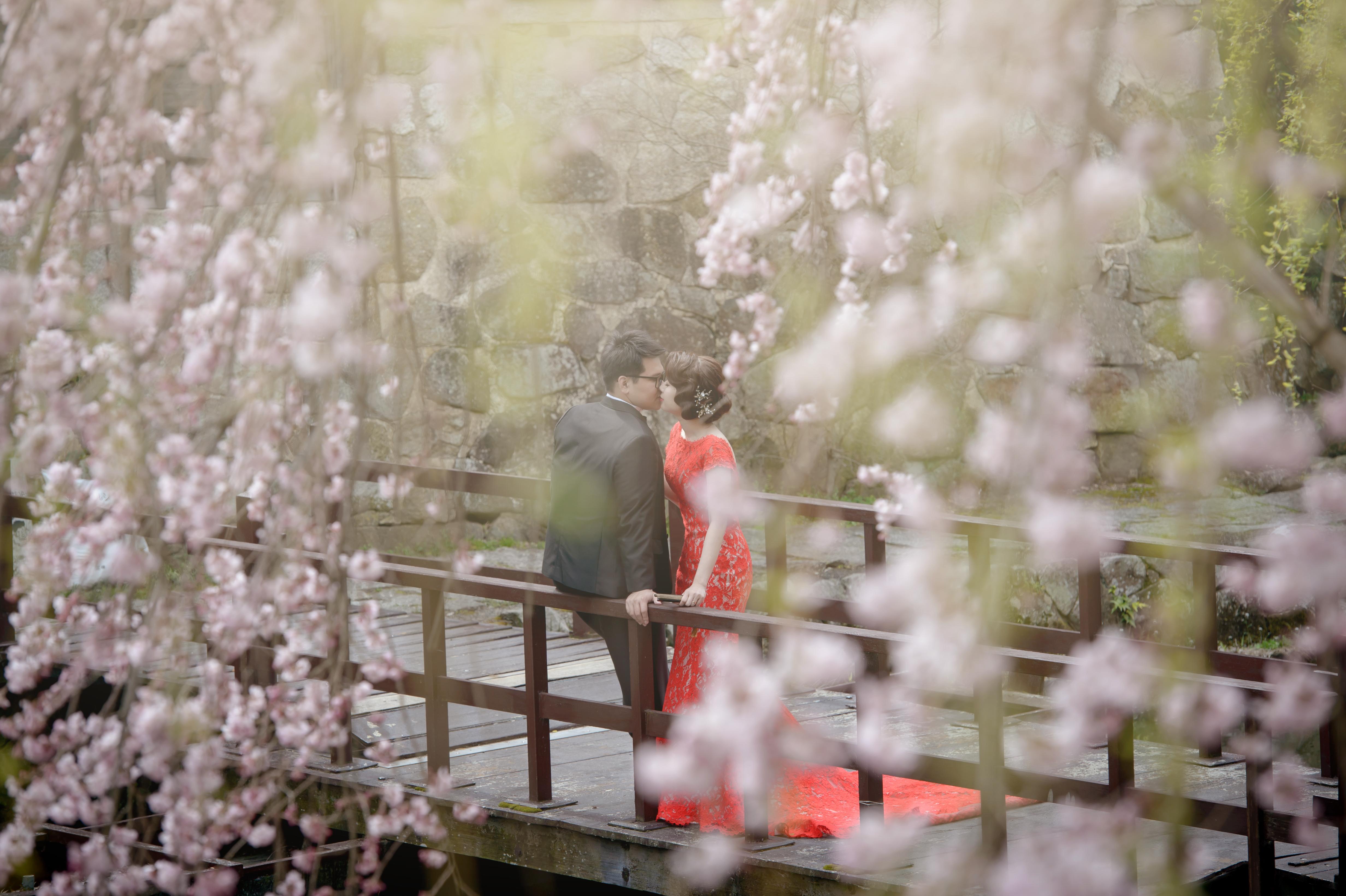 惠倩&永祥 海外婚紗-日本京都