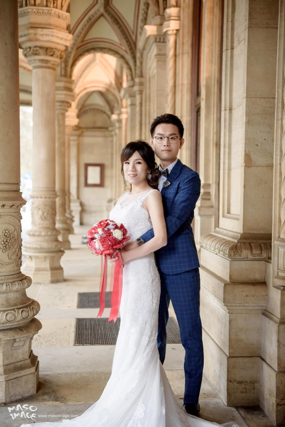 海外婚紗/奧地利/維也納