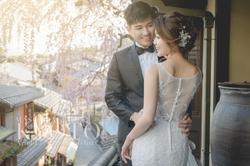Naomi&Daniel 海外婚紗-日本京都