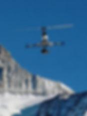 Fotodrohne im Hochgebirge
