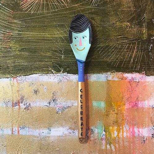 Celebrate Art Spoon