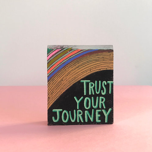 Trust Your Journey Home