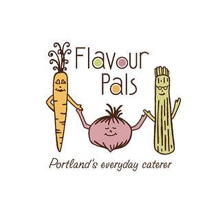 Flavour Pals logo