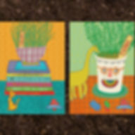 Burgerville Kids Meal Seed Packaging