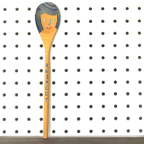 Respect Art Spoon