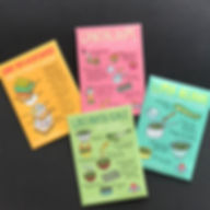 Burgerville Kids Meals Seed Packaging