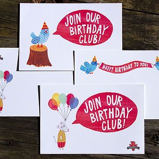 Burgerville Birthday Club