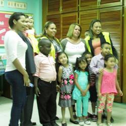 Niños - Donación HTWF-FUNPROI 2014
