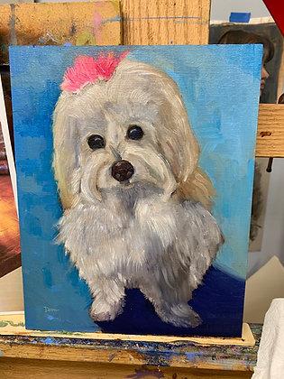 Winnie Portrait