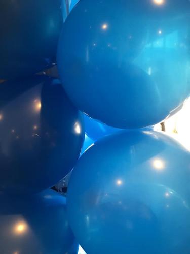 Blue Circles!