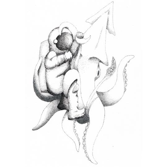 cosmonaut vs squid BNW.png