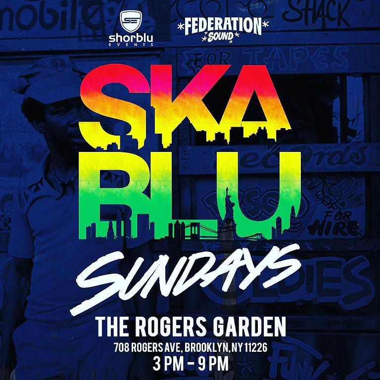SkaBlu Reggae Sundays
