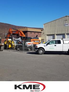 Kovatch Mobile Equipment, Nesquehoning, Pennsylvania