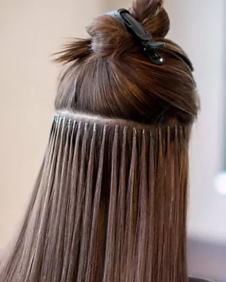 Fusion Bond hair extensions