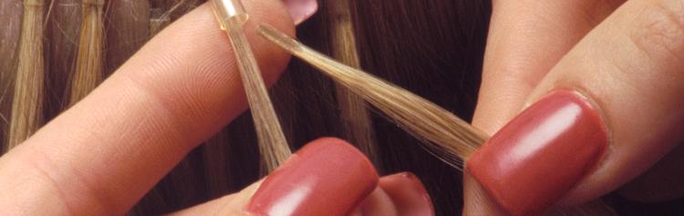 Easy Shrink (shrinkies) hair extensions