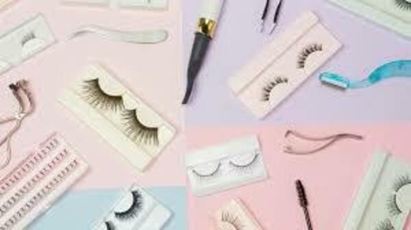 Strip & Cluster lashes