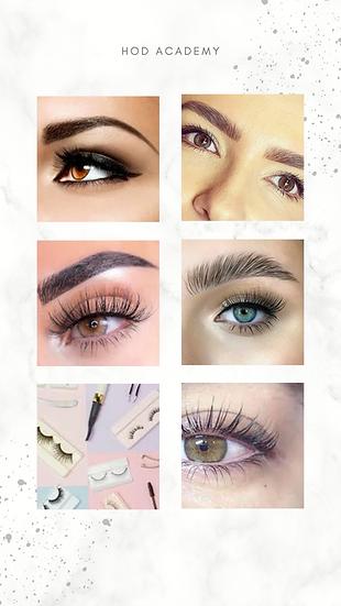 Eye treatment package