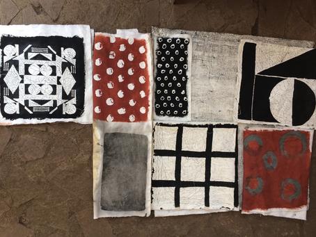 Conociendo Tribal Textiles en el corazón de África de la mano del estudio londinense Patternity