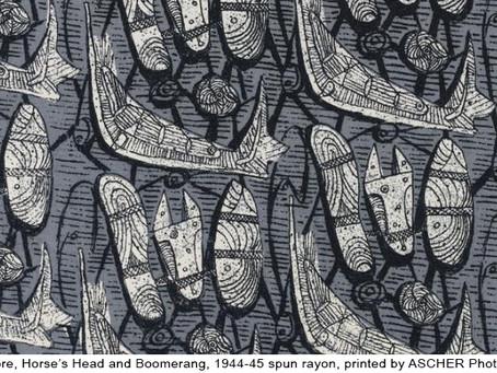 ¿Sabes qué hizo además de esculturas el artista inglés Henry Moore?