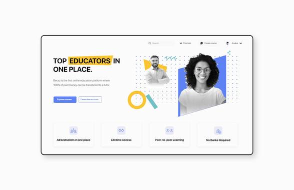 Web E-learning