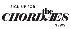 The Chordaes sign up logo
