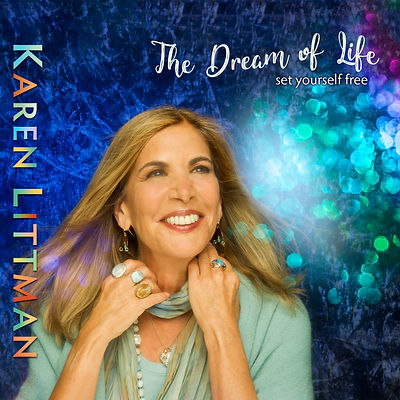 The Dream Of Life: Set Yourself Free CD Cover
