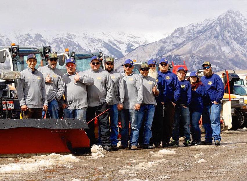 Snow Hero Crew