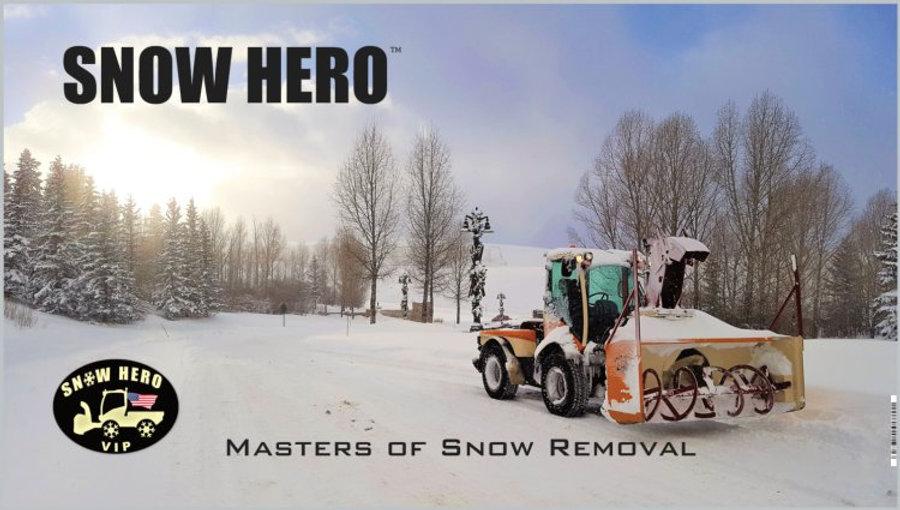 Telluride Snow Plowing