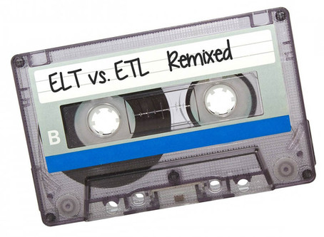 ELT vs. ETL for Data Warehousing - Remix