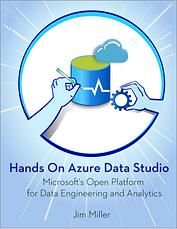 Hands-on Azure Data Studio Book - Jim Mi