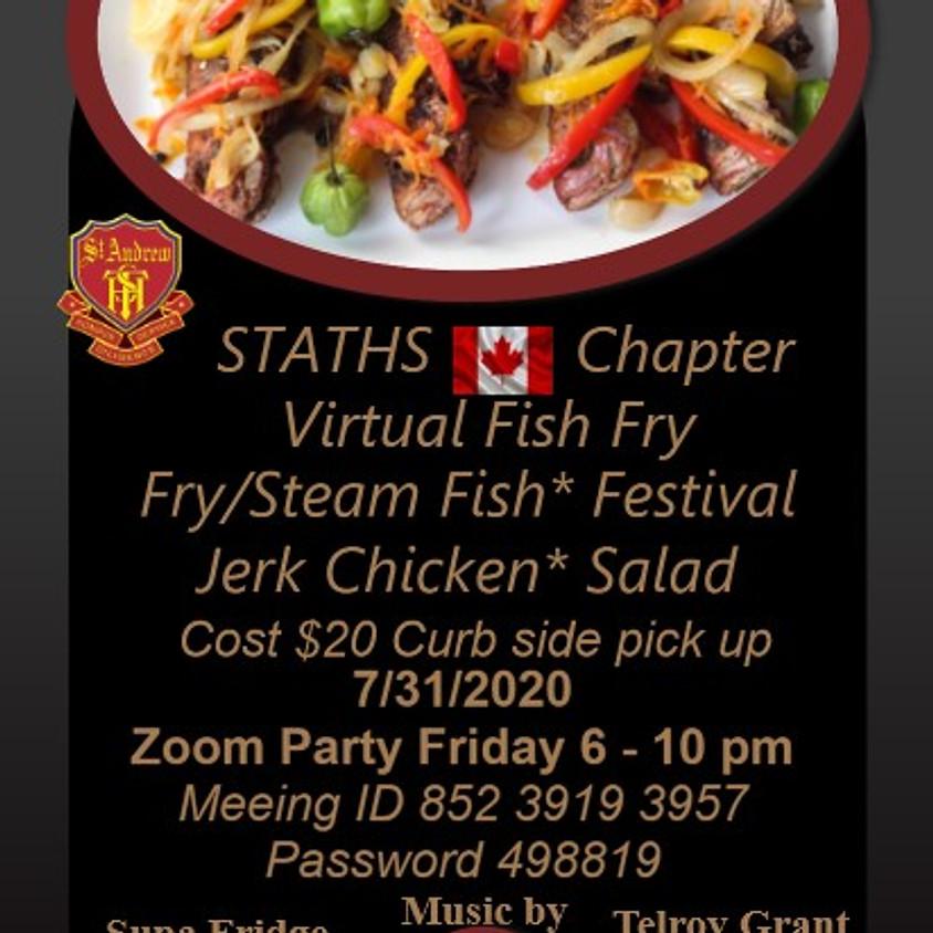 Virtual Fish Fry