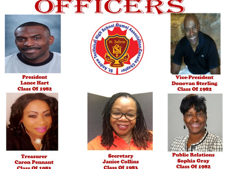 Meet Our Officers