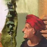 San Giamberti with Eucalyptus - Detail