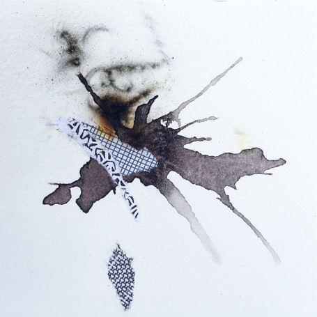 Texture in Motion - Ink Series