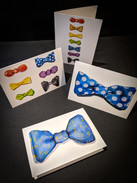 Bow Tie Cards