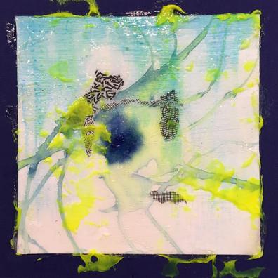 Envelope - Neon Yellow