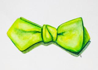 Key Lime Tie