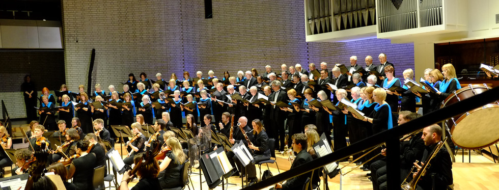 UK Premiere of Gatti Requiem in C