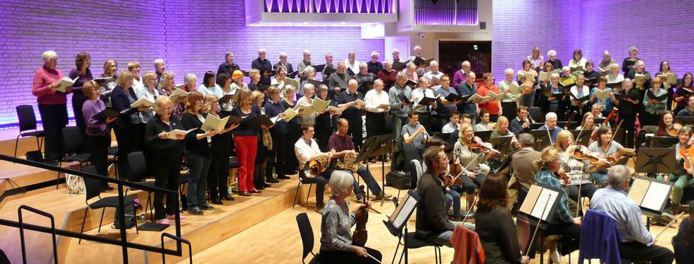 Mozart Rehearsal 2016