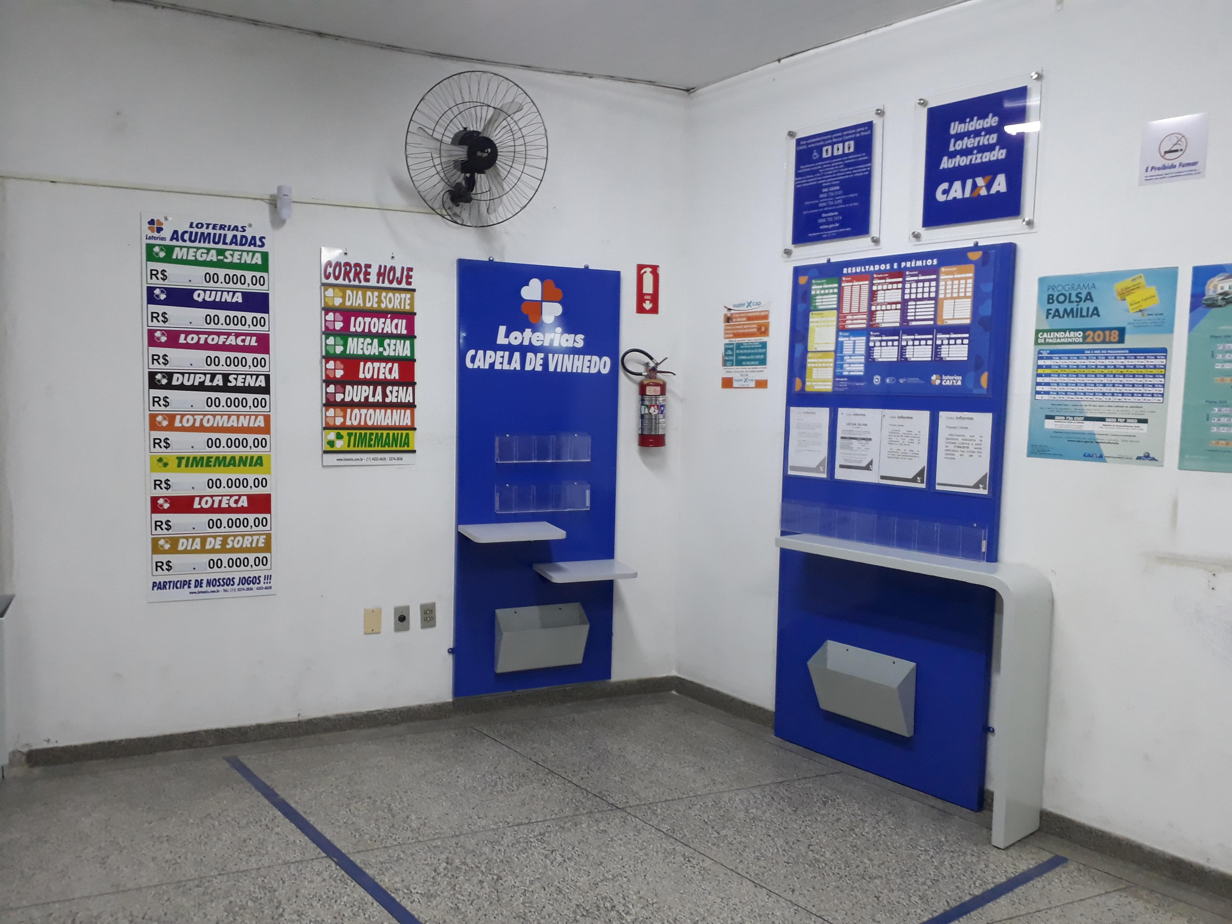 Novo Padrão das Lotéricas | LotoMIX