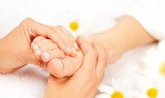 Reflexologia para el parto y la dilatación en Majadahonda. Retrasa epidural