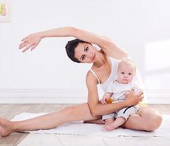 Yoga, pilates y psicomotricidad  a los bebés en Majadahonda Madrid