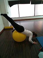Pilates Hipopresivos con bebés en postparto Mamimaternal Majadahonda