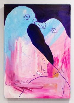 """Boy Bird Love #1"""