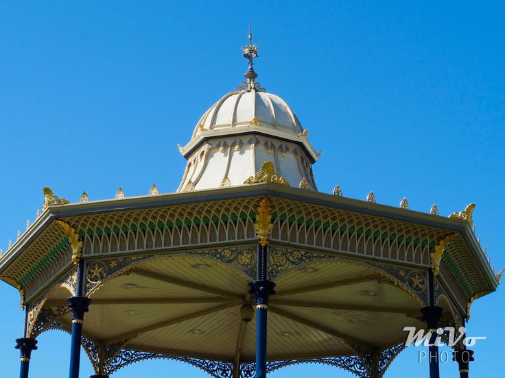 Rotunda roof